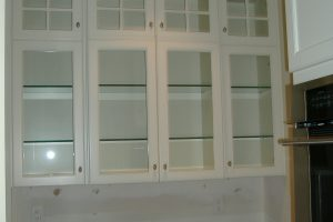 Cabinet Glass